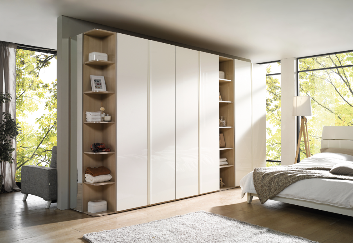 FITTED WARDROBES WILL INSTANTLY CREATE MORE SPACE AND CAN BE TAILORED TO YOUR ROOM & LIFESTYLE