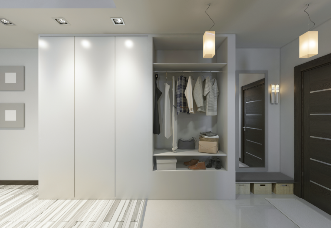 CUSTOM-MADE LUXURY WARDROBES – FROM CONCEPT TO INSTALLATION