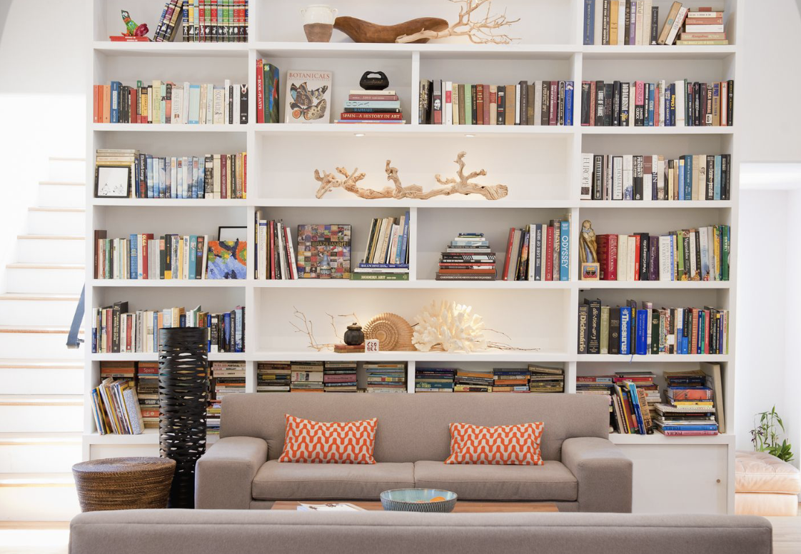 BESPOKE LIBRARIES – HAND-CRAFTED BY CLOSETS UNLIMITED