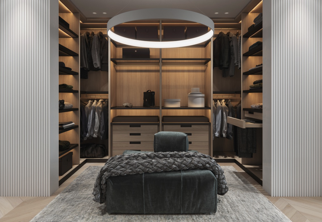 HANDMADE WALK-IN WARDROBES – MAXIMISE SPACE AND STORAGE