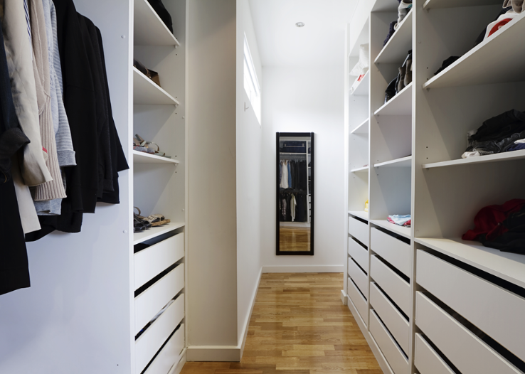 CUSTOM WALK-IN CLOSETS: PLANNING YOUR SPACE