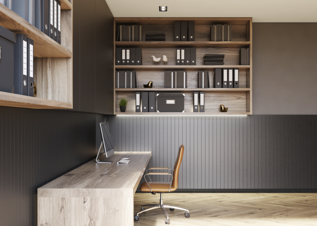 CREATE A HEALTHY HOME OFFICE SPACE