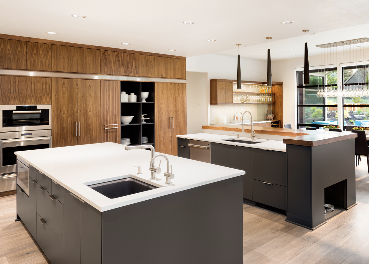 FANTASTIC MODERN KITCHEN DESIGNS TAILORED TO YOUR LIFESTYLE AND HOME