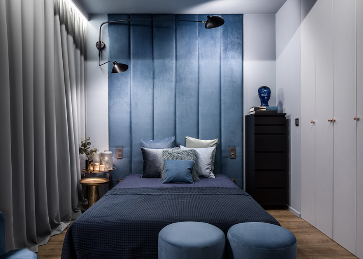 A LUXURY BEDROOM – THE DIFFERENCE IS IN THE DETAIL