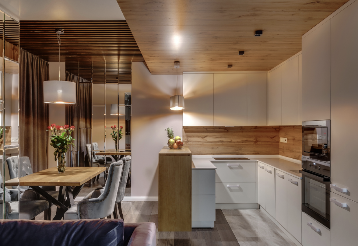 TOP TRENDS IN KITCHEN DESIGN FOR 2021