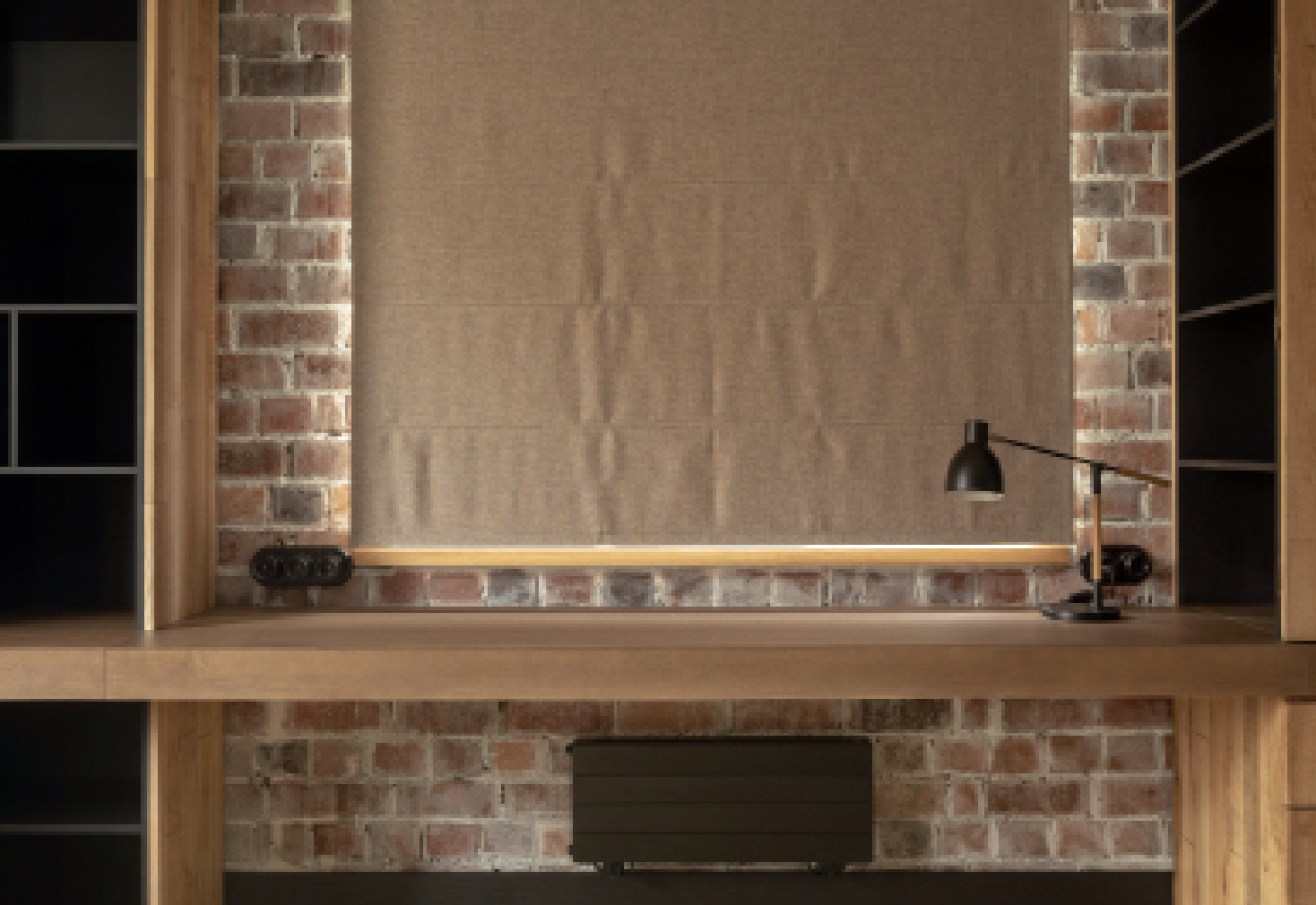 A DEDICATED WORK SPACE IN YOUR HOME HELPS YOU SET ASIDE DISTRACTIONS & FOCUS ON WORK